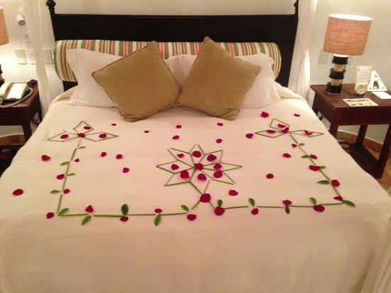 Belmond Maroma Resort & Spa: turndown service