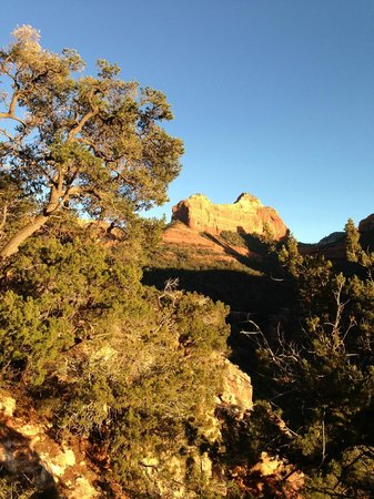 Hyatt Residence Club Sedona, Pinon Pointe: Great hiking!