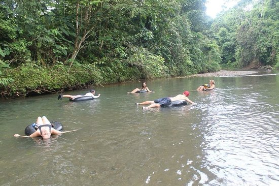 Osa River Riders: Peaceful