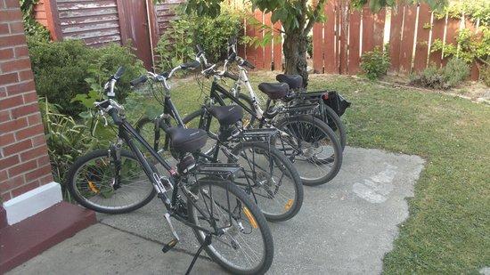 Omakau, New Zealand: Bike park up!