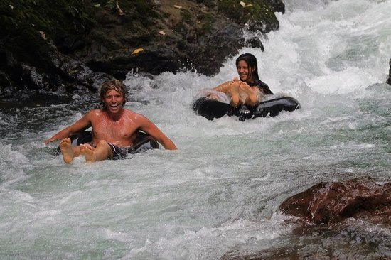 Osa River Riders: Fun rapid!