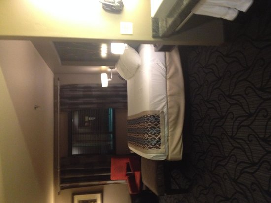Menominee Casino Resort: first look into the room