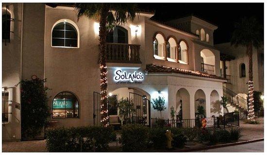 Old Town La Quinta : Solano's Bistro