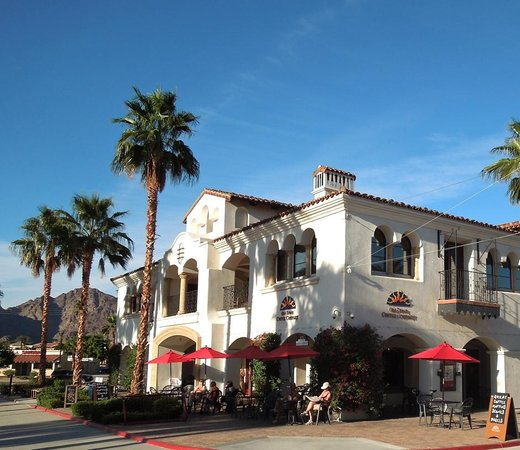 Old Town La Quinta: Old Town Coffee Company