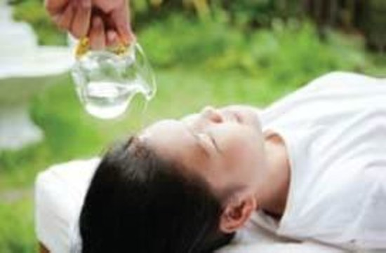 Bodiwork Spa: Ayurvedic Head Massage