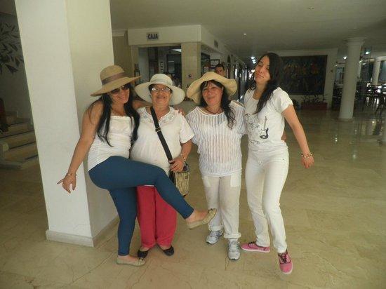 Playa Club Hotel : parte de mi familia