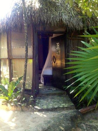 Cabanas Copal: our cabanas