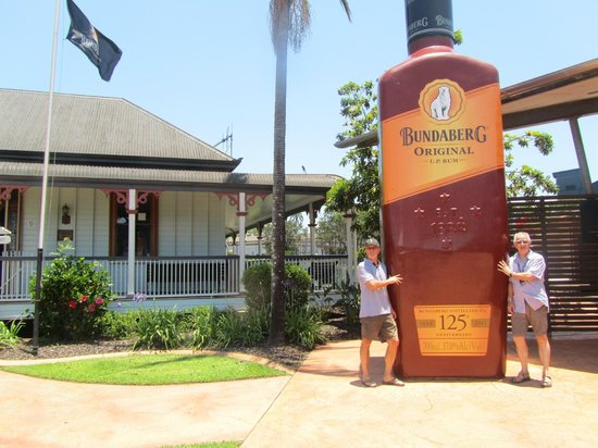 Bundaberg Rum Distillery: I needed help with this one