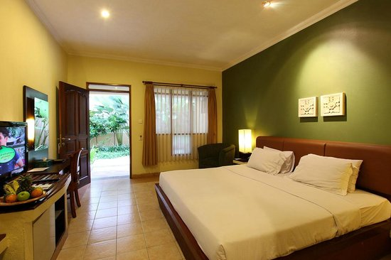 Mutiara Bali Boutique Resort & Villas: Deluxe Room