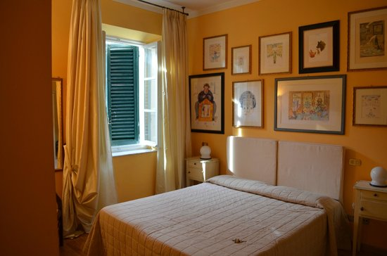 "Albergo San Martino: room ""Tata"""