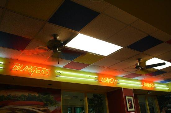 Teddy's Bigger Burgers: Great Setting