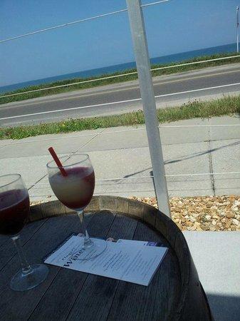 Flagler Beachfront Winery : Beautiful view