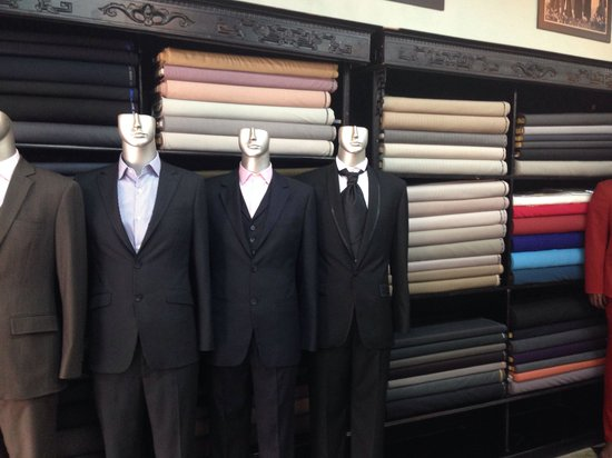 Aobaba Tailor: Suits