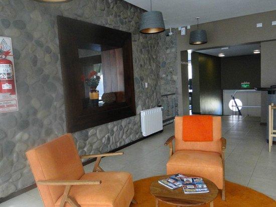 Hotel A.C.A.: Sala de estar
