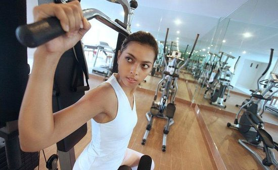 Abi Bali Resort & Villa: Gym