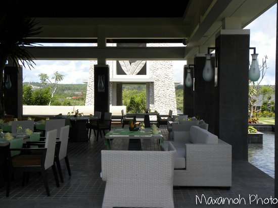 Banyan Tree Ungasan, Bali: Poolside Bar
