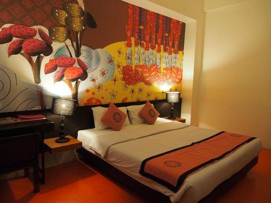 The Small Chiang Mai: ห้องพัก ชอบการตกแต่ง สวยดี