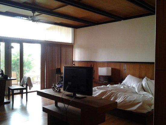 Miravana Wellness Spa & Resort: bedrokm
