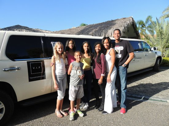 Presidential Suites A Lifestyle Holidays Vacation Resort: Limo