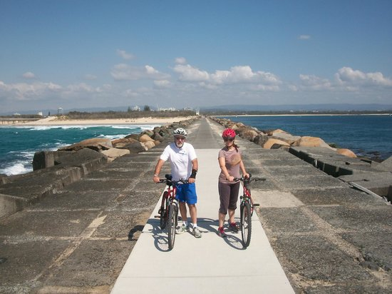 Bunyip Bike Tours: Lee and Nancy