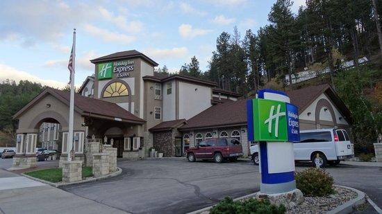 Holiday Inn Express & Suites Mt Rushmore / Keystone : Holiday Inn Keystone view