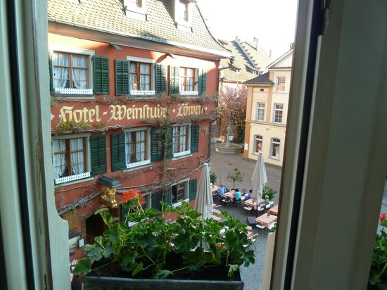 Gasthof zum Baren: From room 13