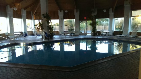 Best Western Plus Corning Inn: Pool Area