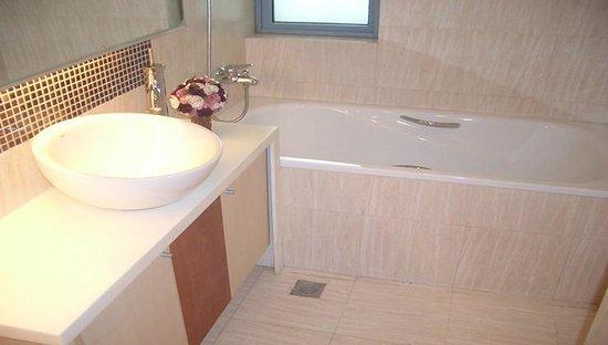 Regalia Serviced Residence: 卫生间