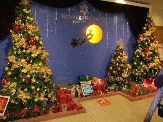 RIHGA Royal Hotel Kyoto : クリスマス