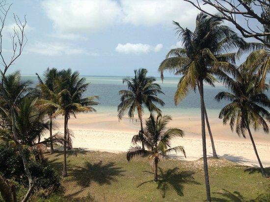 Archipelago Resort : The beach view
