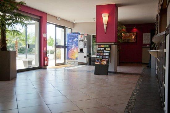 Hôtel Altica Pau : Hall d'accueil
