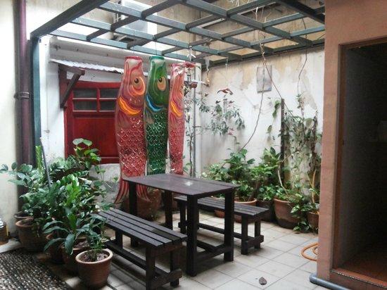 Da Som Inn : view at ground floors