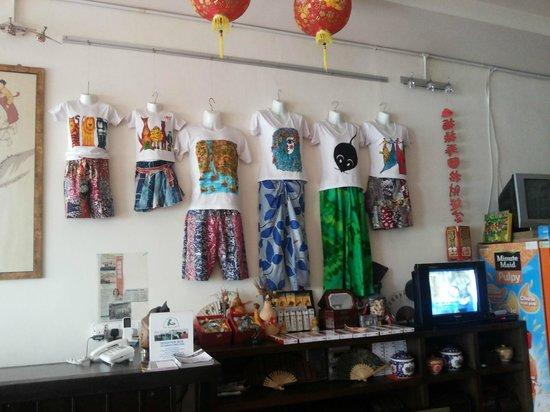 Da Som Inn : view from counter