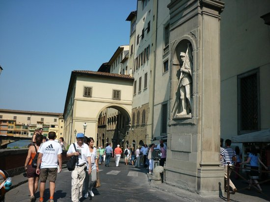 Guided Tours of Florence: Ponte Vecchi