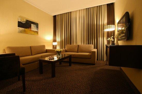 Lancaster Hotel Raouche : Diplomatic Suite