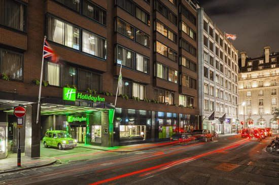 Holiday Inn London Mayfair : The Hotel in the heart of our great city