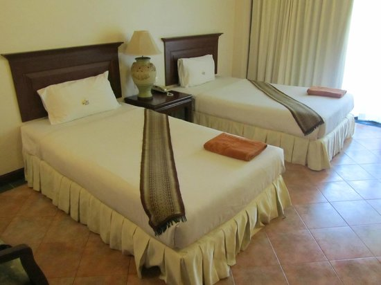 Baan Karonburi Resort: Уютный номер
