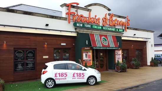 Frankie Benny S New York Italian Restaurant Bar Coatbridge