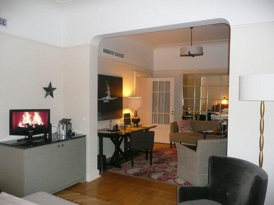 Astoria Hotel: Delux Jnr Suite