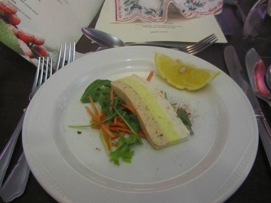 Trecarn Hotel : My starter one day - delicious!