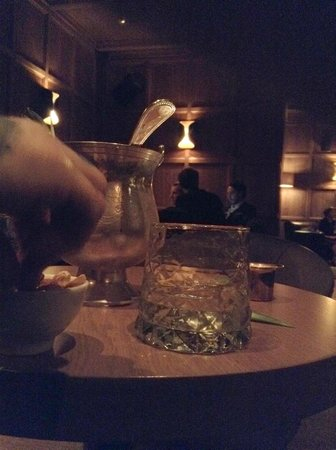 The London EDITION: Punch Room