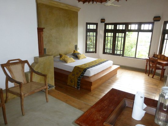 Villa Sandalwood : Our suite room