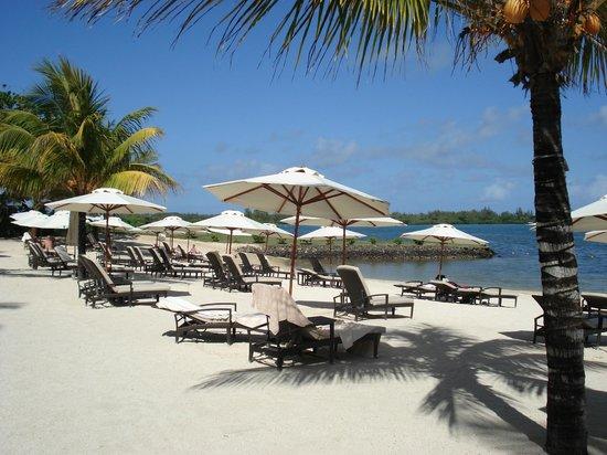 Anahita Golf & Spa Resort: beach