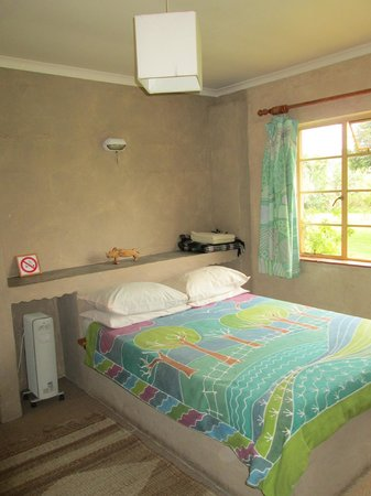Inkosana Lodge: Zimmer