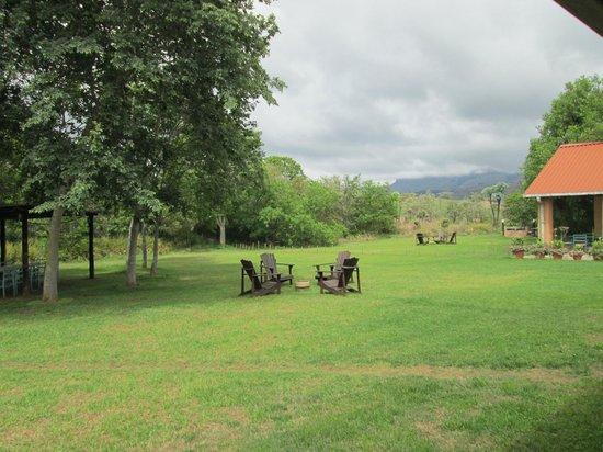 Inkosana Lodge : Garten