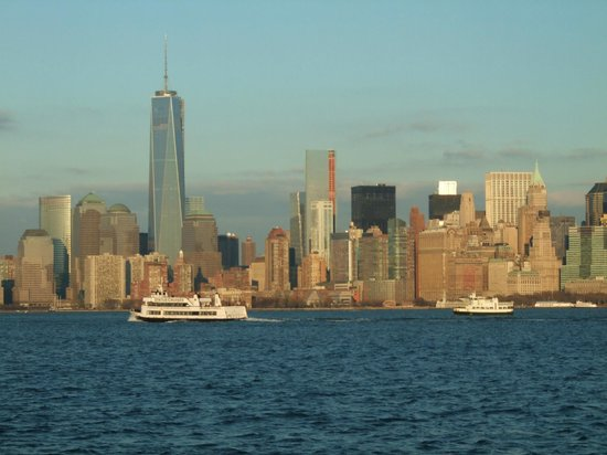 The Court – A St Giles Hotel: view from liberty island