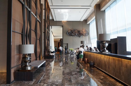 Lobby Picture Of The Okura Prestige Bangkok Bangkok