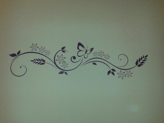 Hotel Metro: decoración