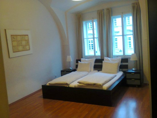 Happy Prague Apartments: Second bedroom