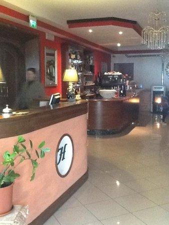 Hotel La Cima Trasimena : haal